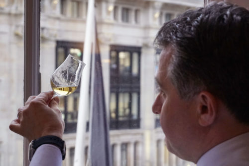 Is older whisky better than young whisky?
