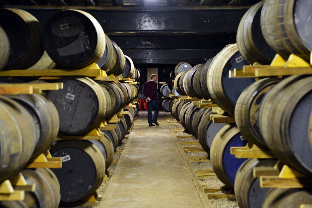Is whisky the new safe haven for investors?