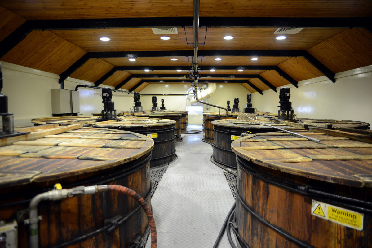 Discovering Glenrothes Distillery