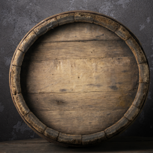 Cask of whisky
